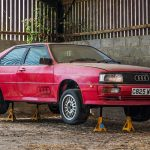 Fire up the pressure washer! Barn-find Audi Quattro is a restoration job for the brave_Hagerty