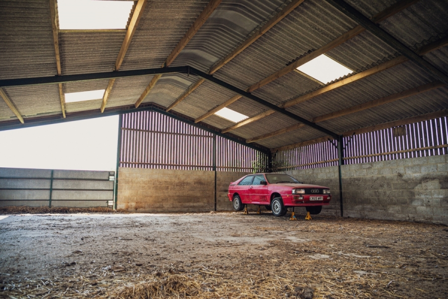 This Saturday we'll find out just how appealing the Audi Quattro is to car enthusiasts of Britain and the wider world, when a sorry-looking barn find example goes to auction after being laid to rest on axle stands a quarter of a century ago.