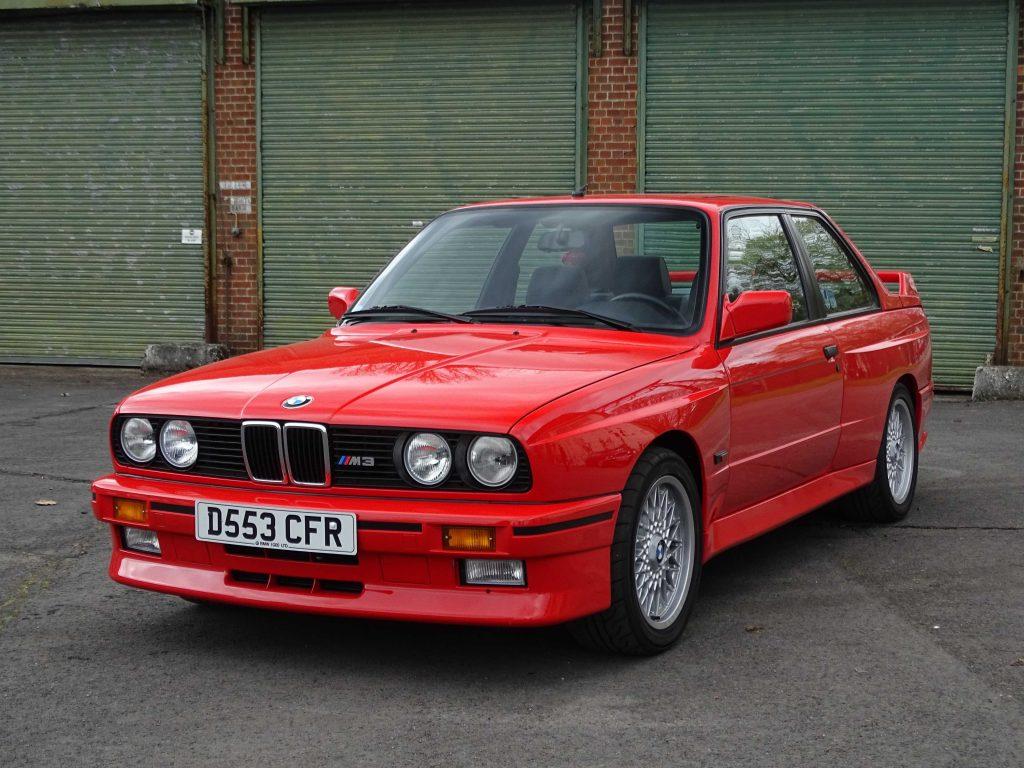 BMW M3 market values analysis