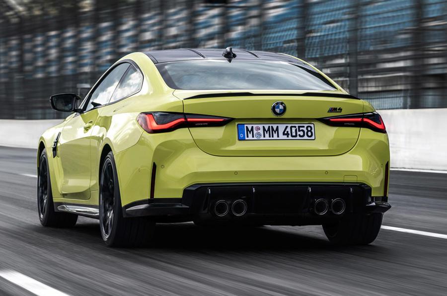 BMW M4BMW M4 Competition 2021 2021