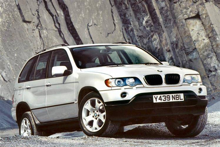 Original BMW X5 is great to drive