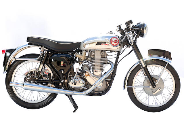 A 1950s BSA Gold Star DBD34 - the Holy Grail for bike collectors