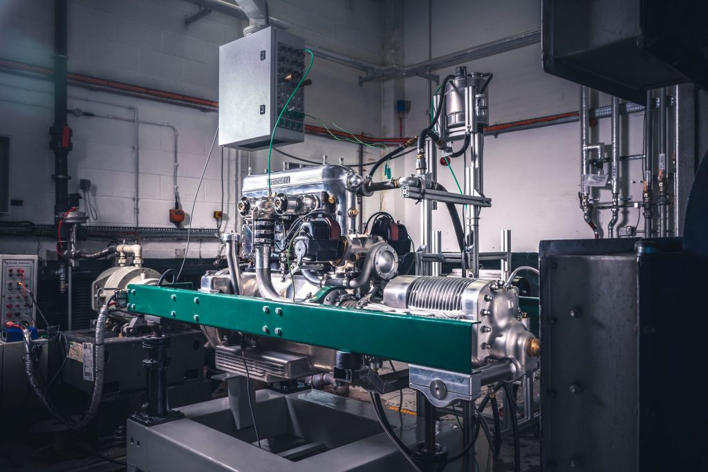 Bentley Blower engine for 2021 continuation cars