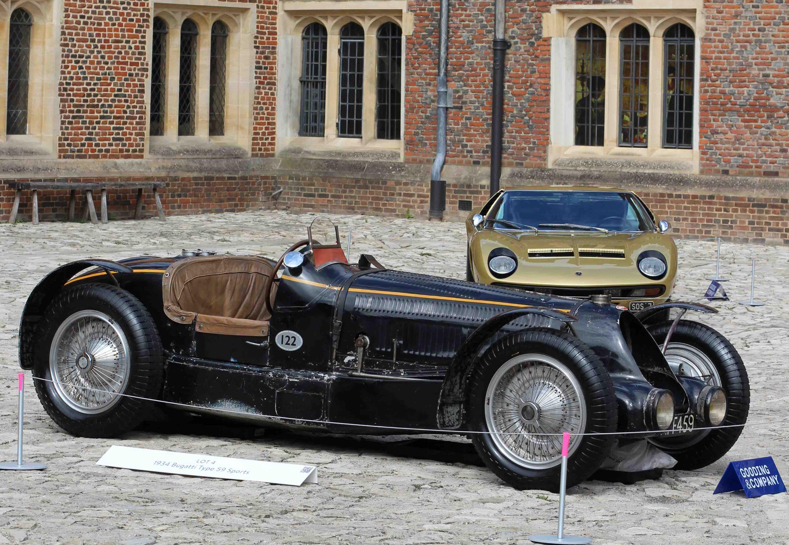 Gooding's Passion of a Lifetime auction dazzles at Hampton Court