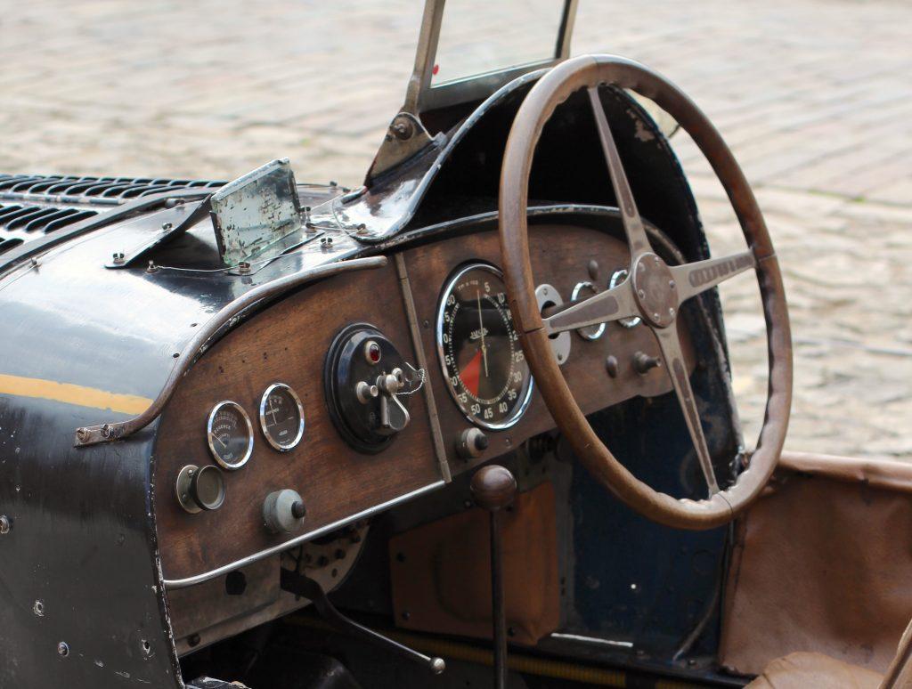 Bugatti Type 59 Sports Hampton Court Goodings auction result