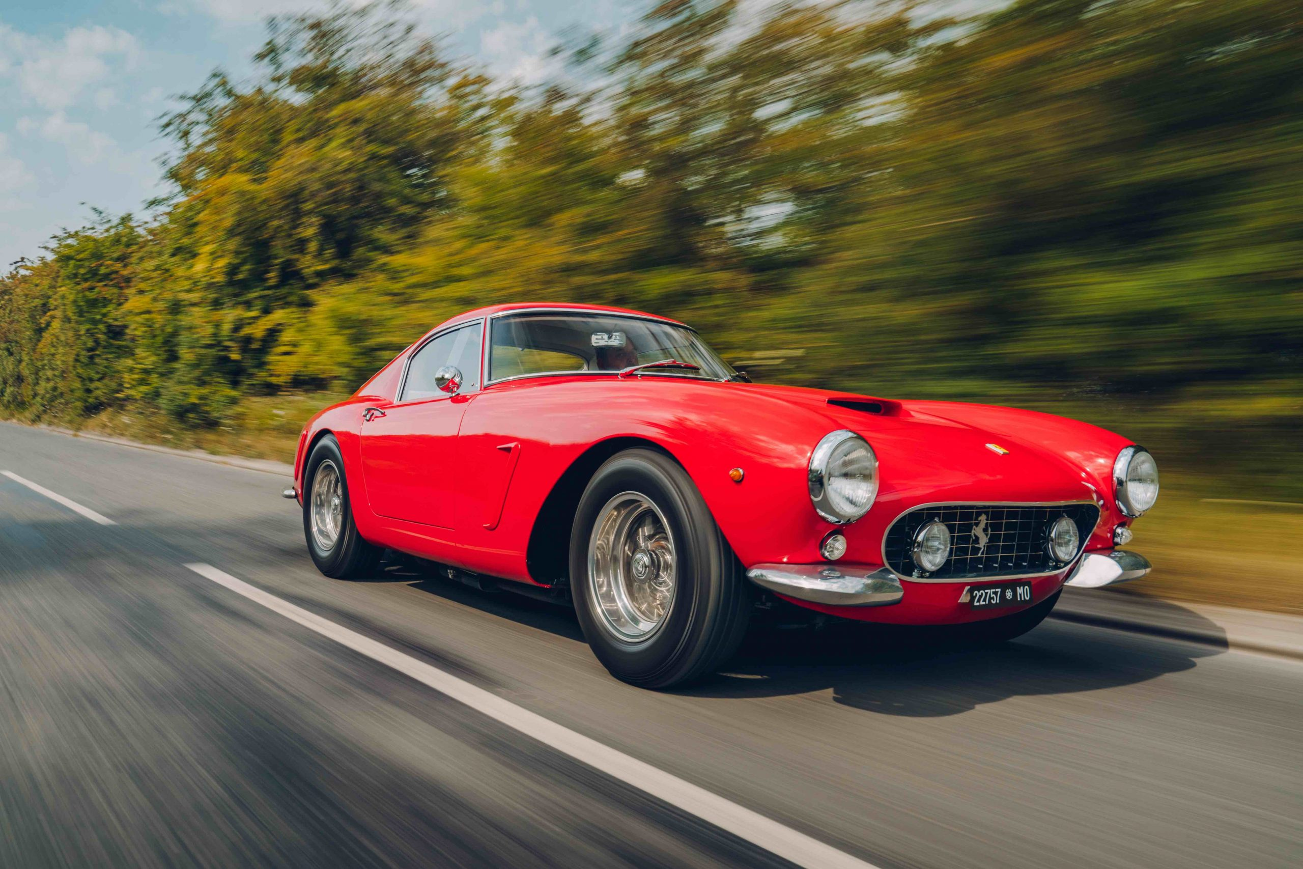 What do you do when your Ferrari 250 GT SWB is too valuable to drive? Buy this recreation and enjoy the drive of a lifetime