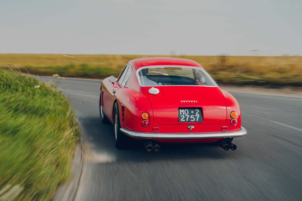 Ferrari 250 GT SWB recreation is one of the fastest cars on the road