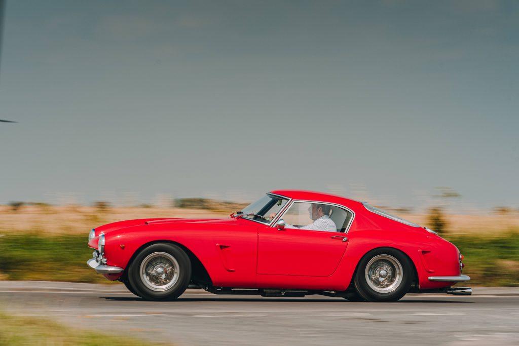 The Ferrari 250 GT SWB recreation costs around £600,000