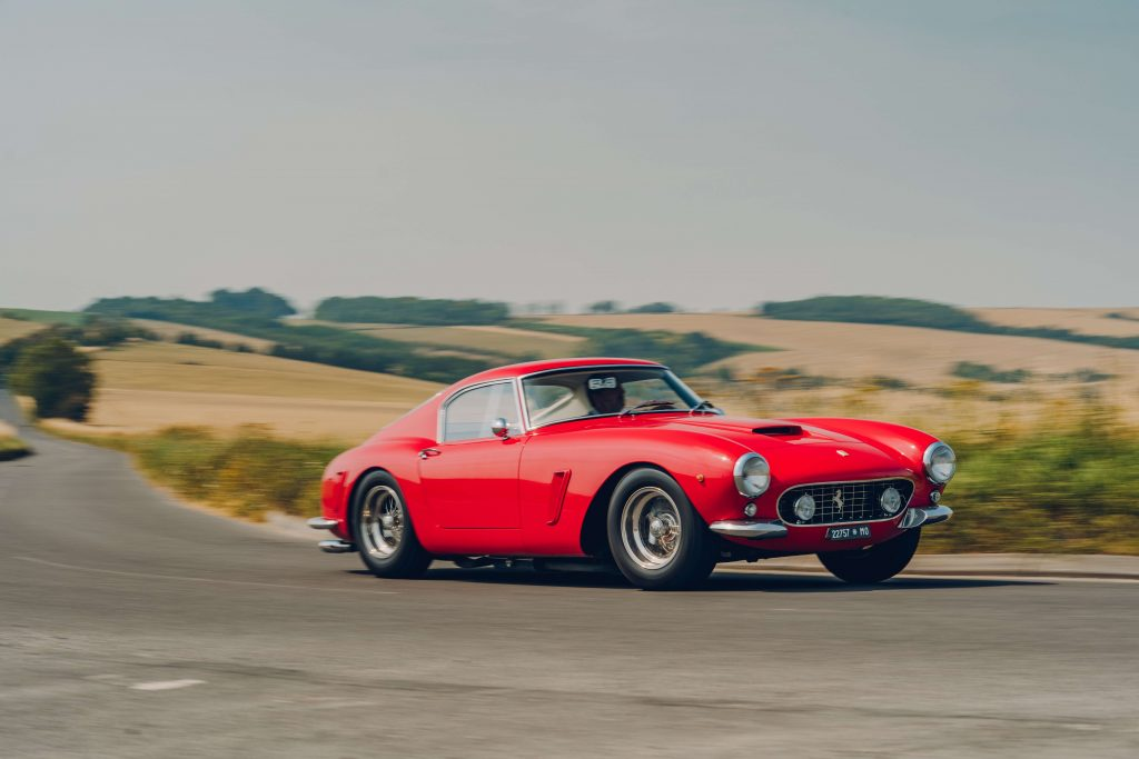 Review of the Ferrari 250 GT SWB recreation by GTO Engineering_Andrew Frankel_Hagerty