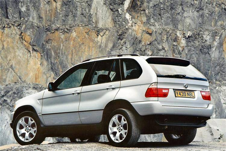 Early BMW X5 is a classic SUV