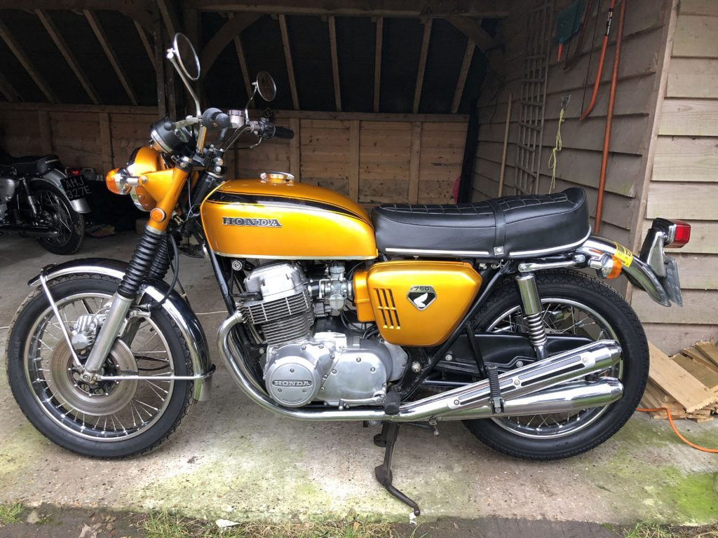 Honda CB750 is now in demand among enthusiasts_Hagerty