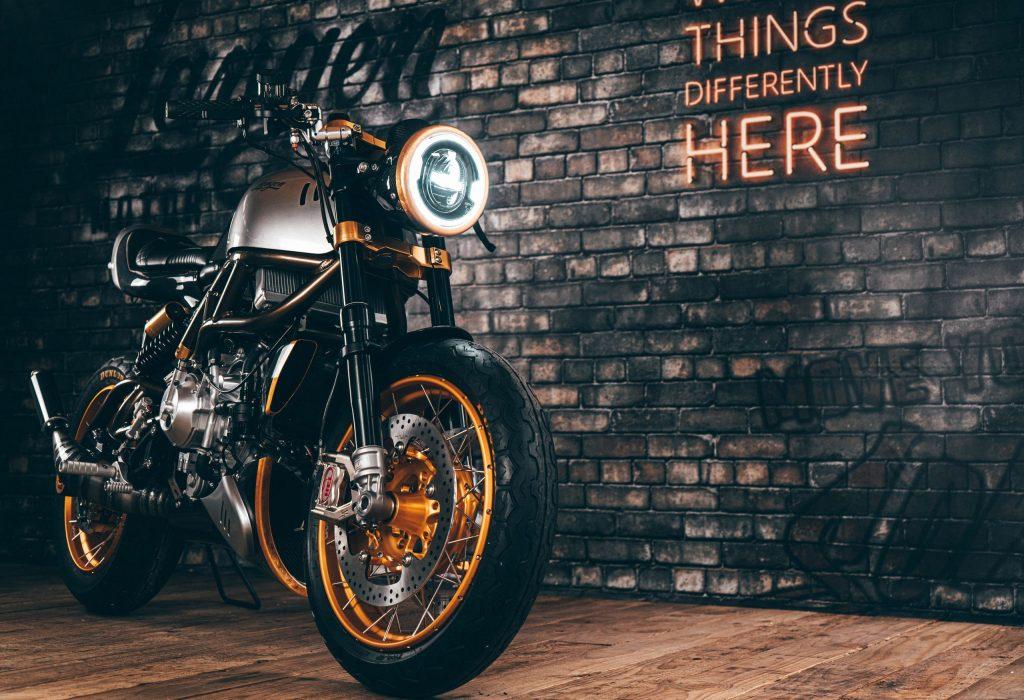 Langen motorcycles Two Stroke bike costs £34000