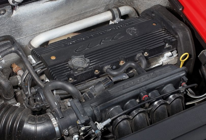 Lotus Elise S1 Rover K-Series engine