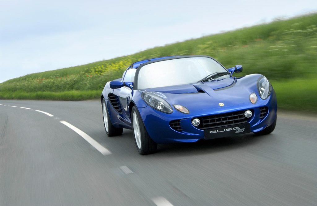 Lotus Elise S2v