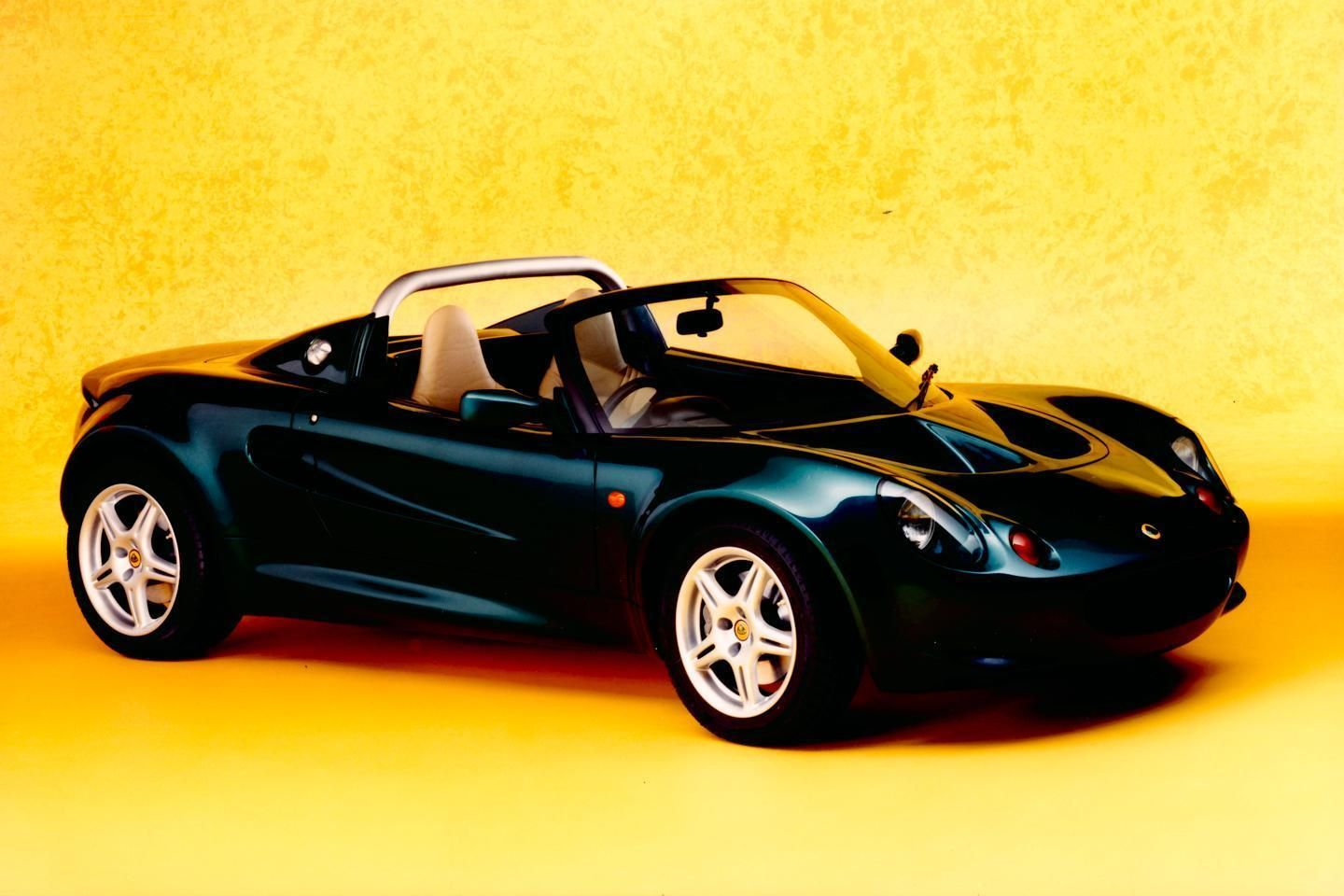 The dazzling Lotus Elise is 25 – do you know these 25 facts about Britain's game-changer?
