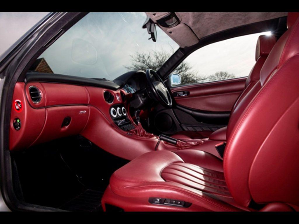 Maserati 3200 GT interior