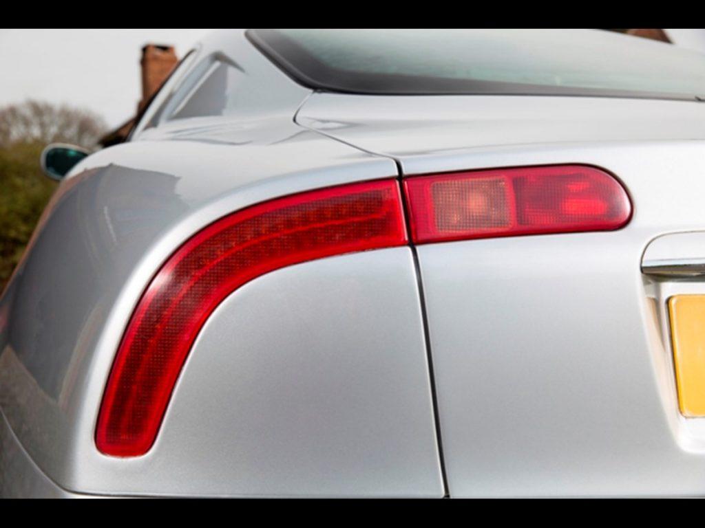 Maserati 3200 GT boomerang rear lights