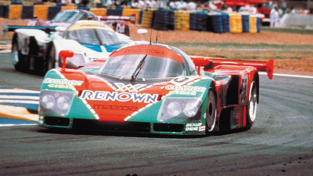 Mazda wins Le Mans