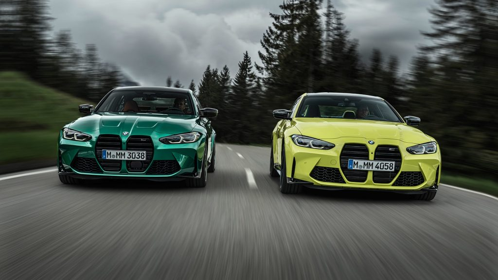 New BMW M3 and M4 2021 complete details