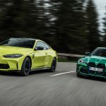 New 2021 BMW M3 and M4 pack more than 500bhp, feature four-wheel drive and you get a 10-stage traction control system to play with