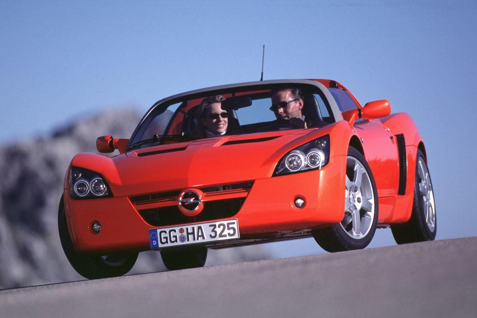 Vauxhall Opel Speedster