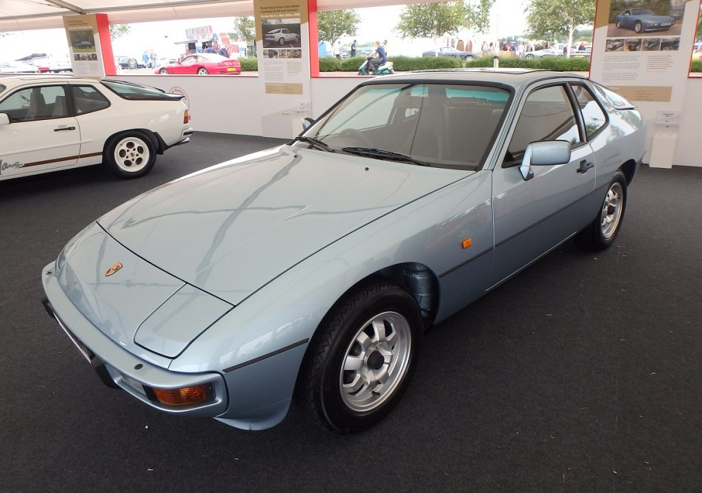 Porsche 924 is rising in value according to September 2020 Hagerty Price Guide