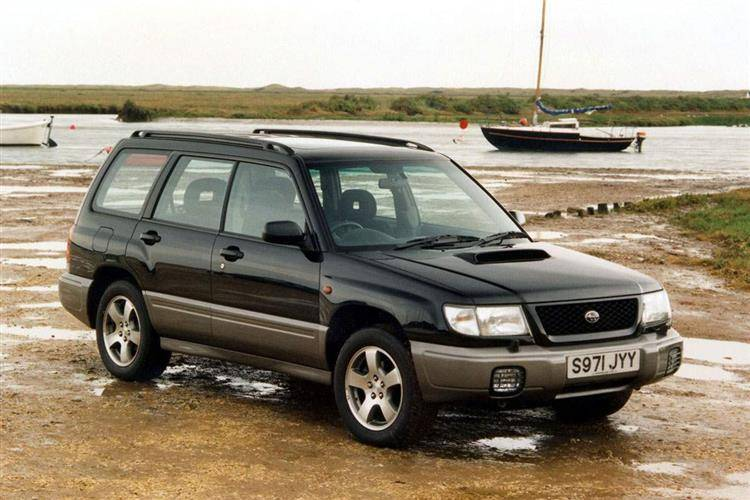 Subaru Forester S-Turbo