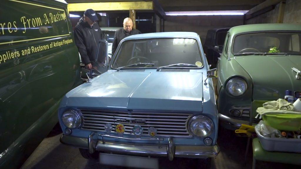 Vauxhall HA Viva Barn Find Hunter