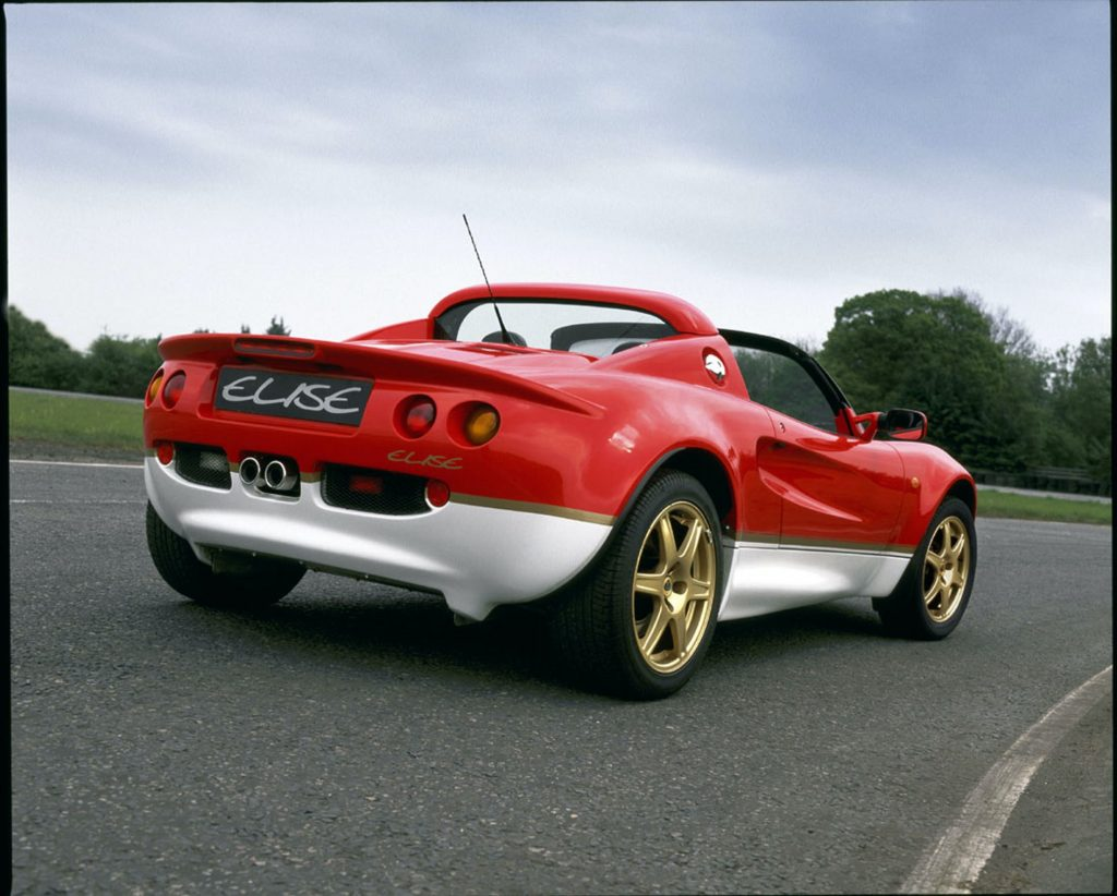 You can import a Lotus Elise S1 to America
