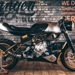 Langen motorcycles Two Stroke bike costs £34000