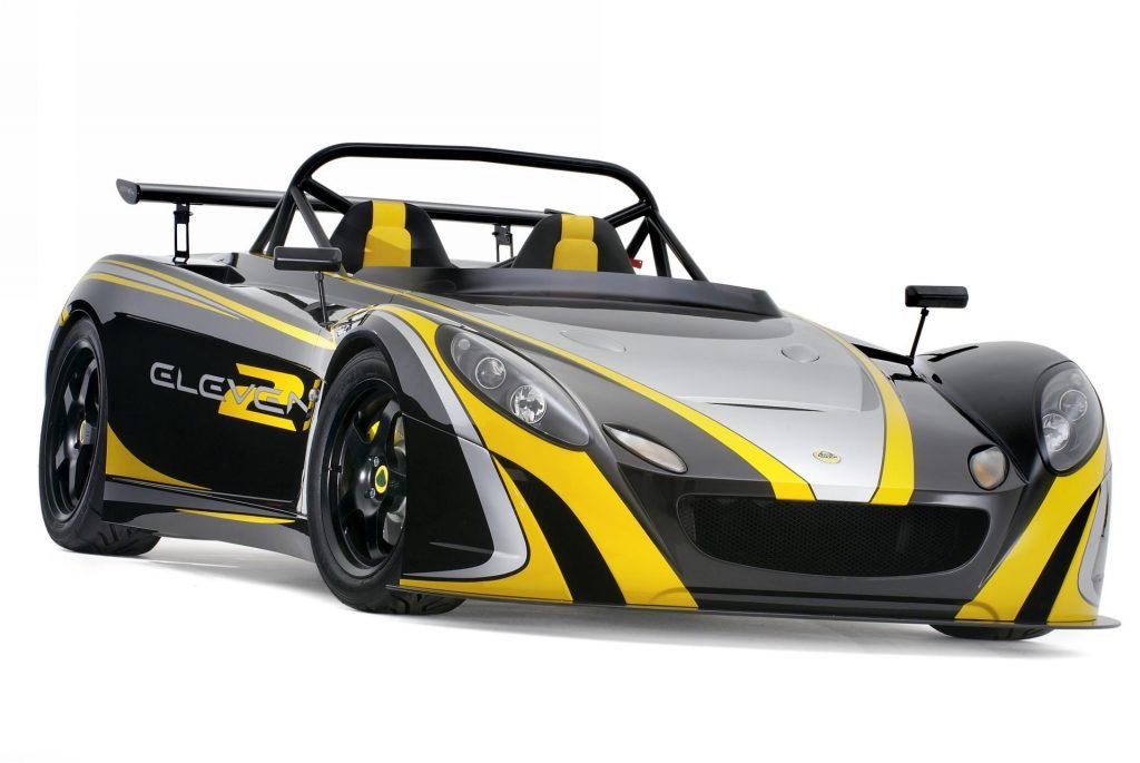 Lotus 2 Eleven sports car
