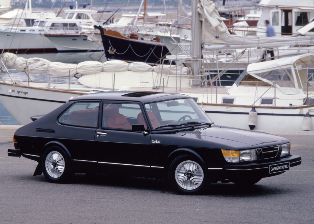 Early Saab 900 Turbo_Hagerty