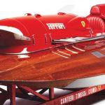 Ferrari Arno XI Racing Boat