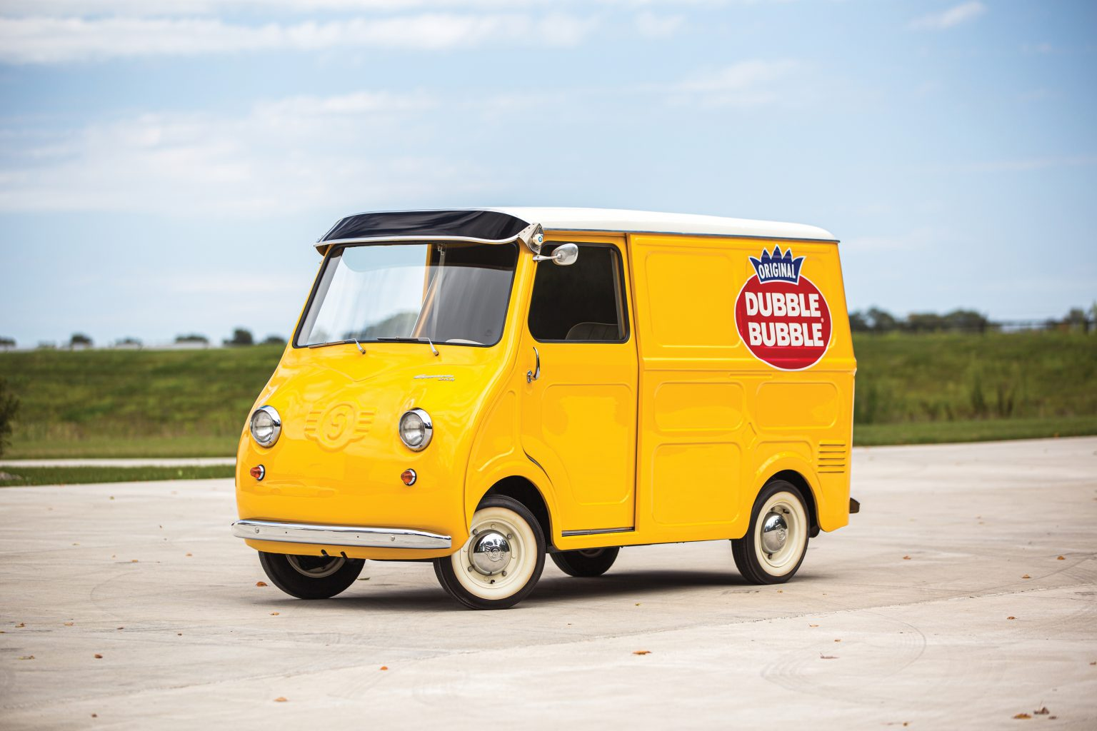 Seven quirky classic cars to brighten any garage