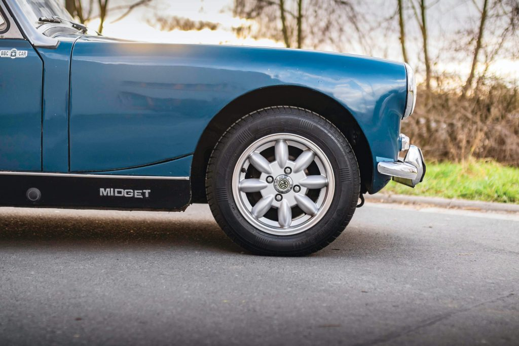 MG Midget Buying Guide ideal first classic car