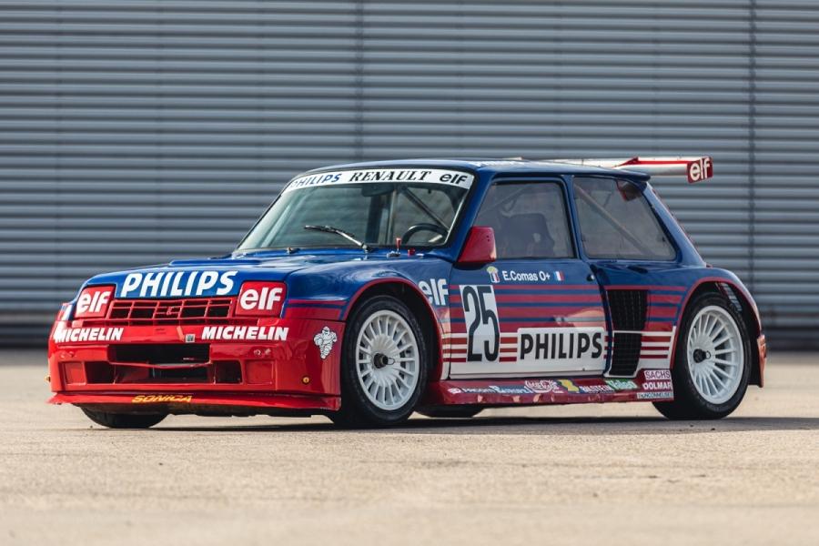 1987 Renault 5 Turbo 'Superproduction'