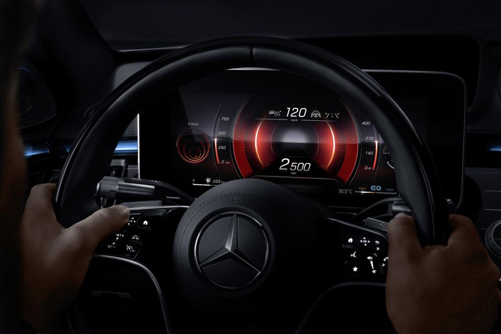 Mercedes-Benz S-Class My MBUX