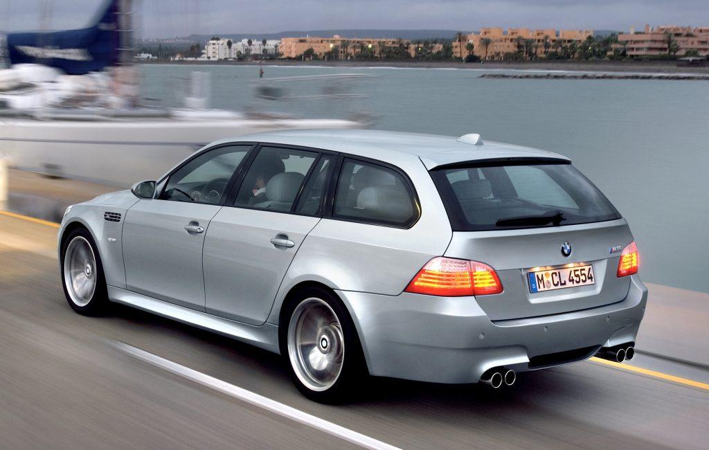 Andrew Frankel loves the E61 BMW M5 Touring