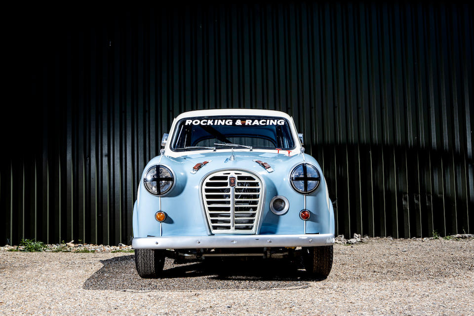 At the 2019 Bonhams Revival sale, an Austin A35 doubled its Hagerty Price Guide top figure