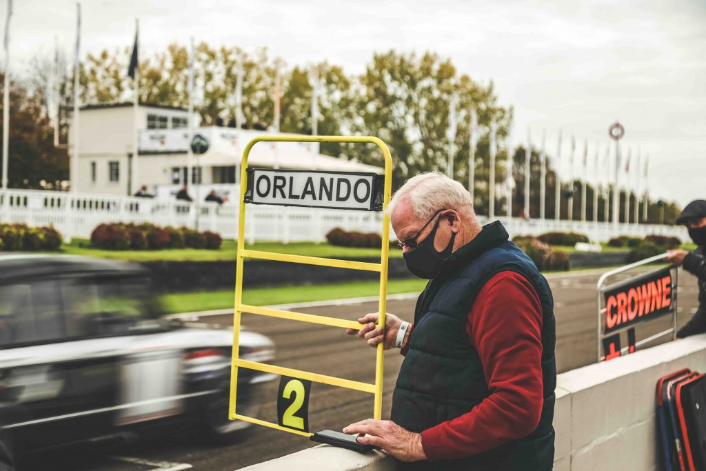 Philip Venables is one of the unsung heores of Goodwood SpeedWeek 2020_Hagerty