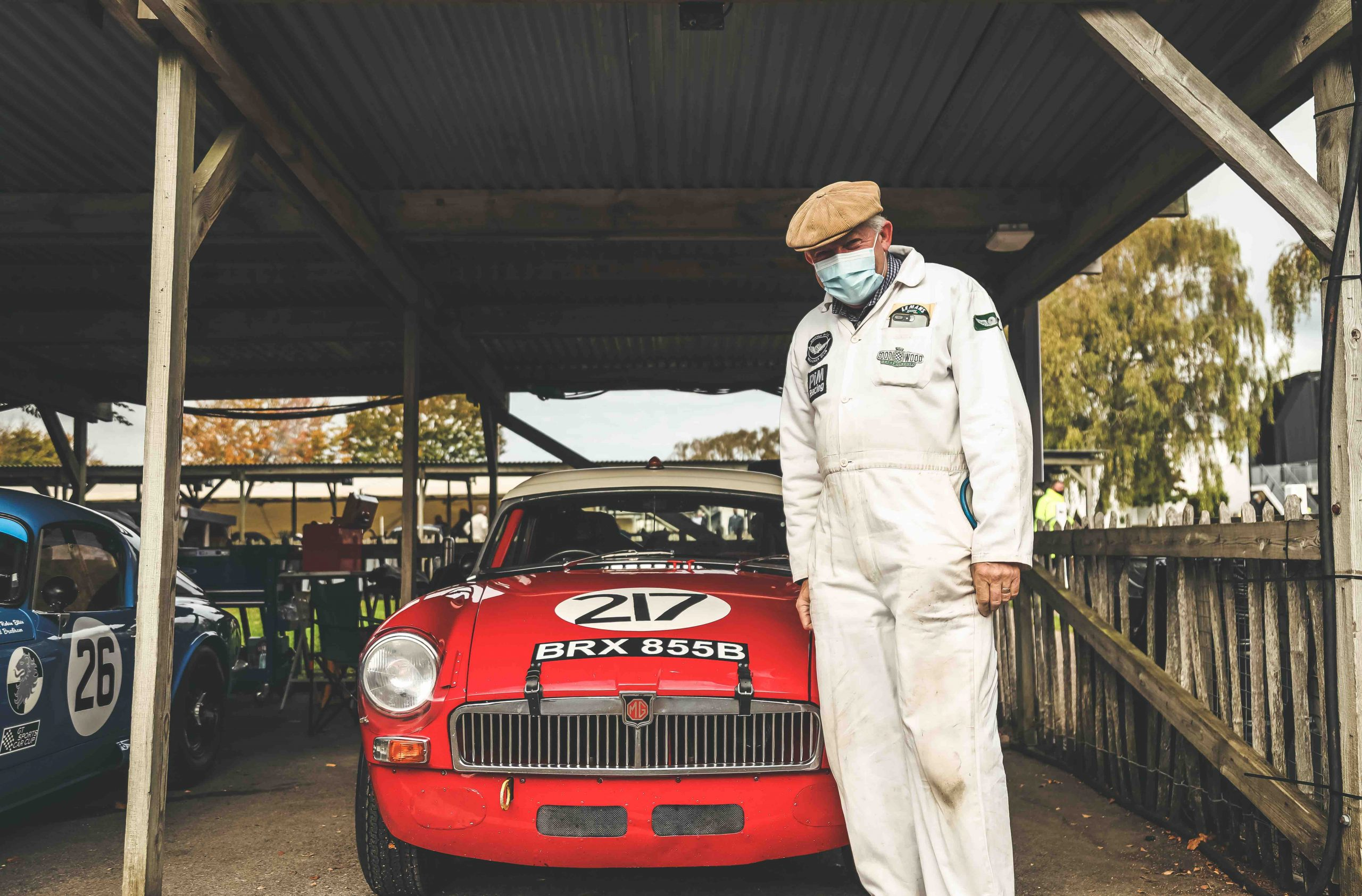 Meet the unsung heroes of Goodwood SpeedWeek