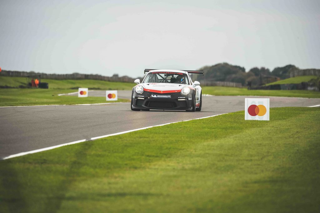 Porsche 911 Carrera Cup at Goodwood SpeedWeek