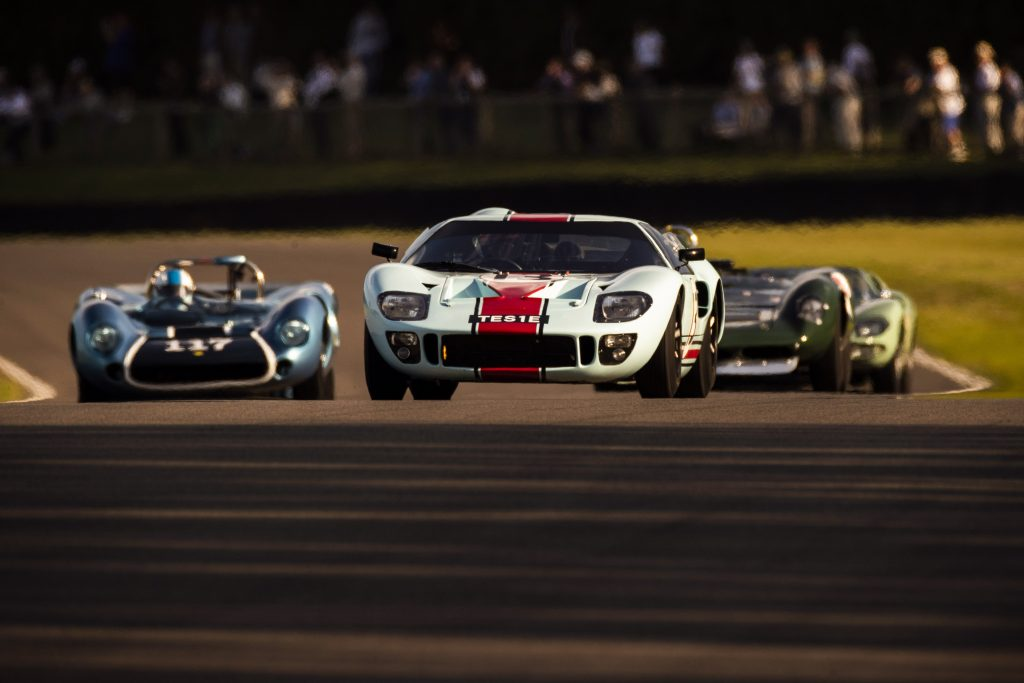 Are Goodwood eligible classic cars more valuable?