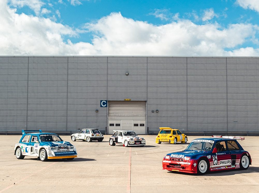 These mid-engined 80s Group B monsters will transport you back in time