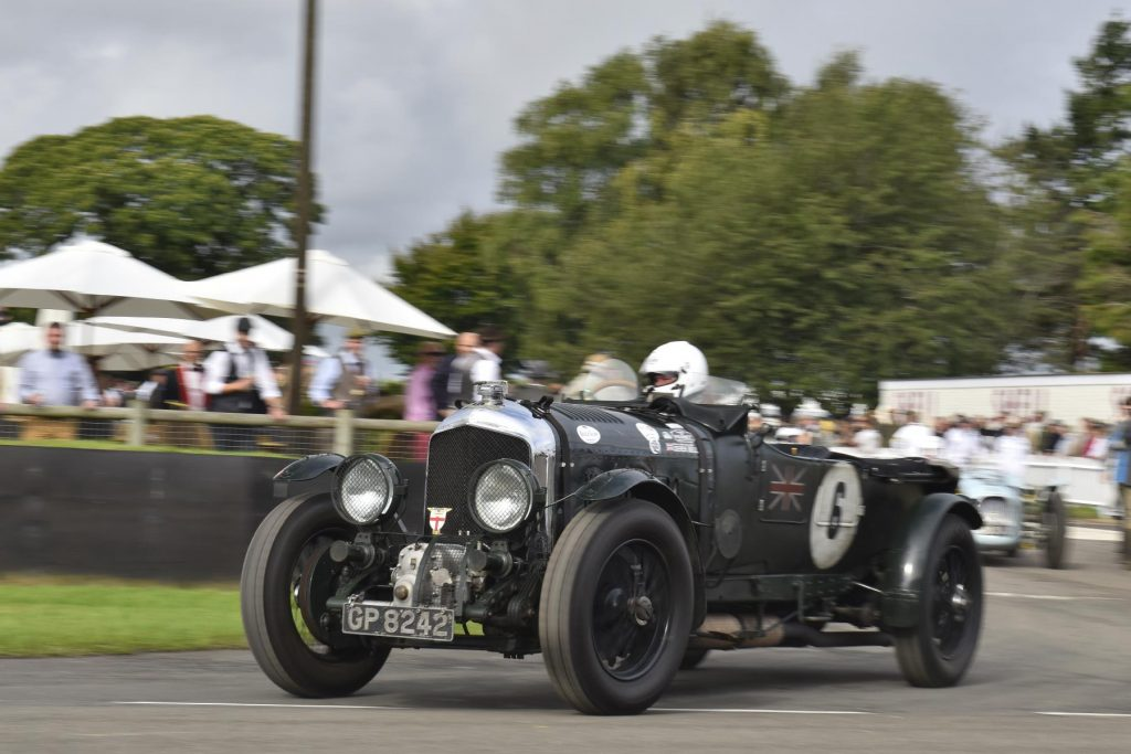 The layout of Goodwood circuit remains unchanged