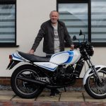 Me and my Yamaha RD250LC_Mike Davies_Hagerty