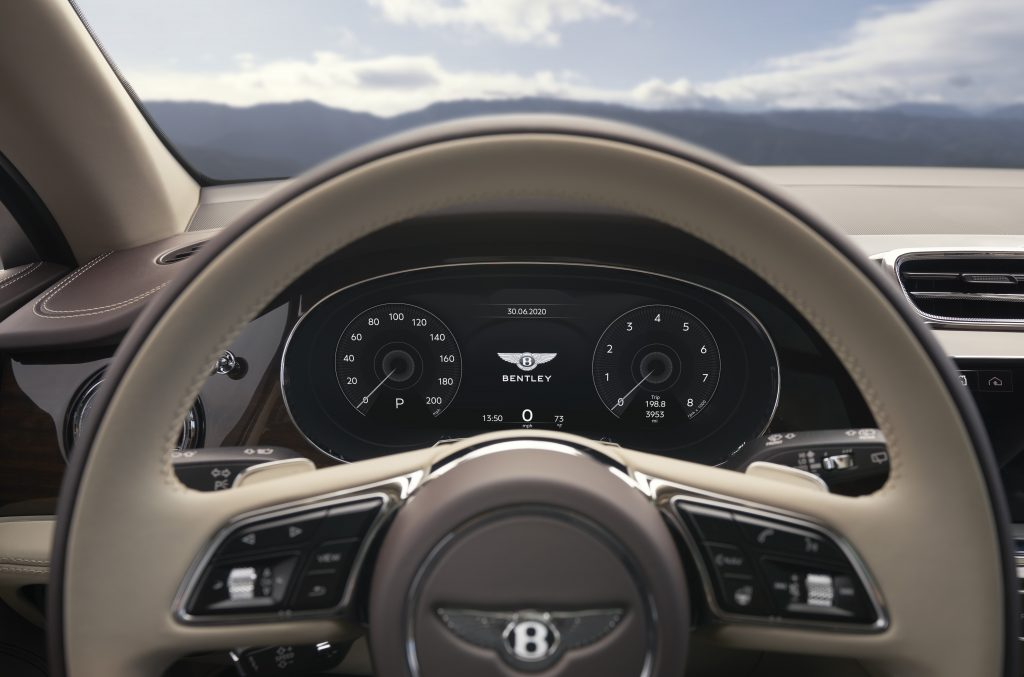 Bentley is using digital design to bring craftsmanship to modern luxury cars