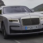Review: 2021 Rolls-Royce Ghost