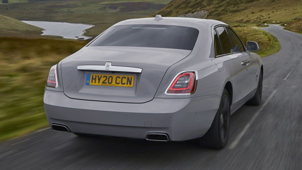 Rolls_Royce Ghost 2021 review by Jack Baruth