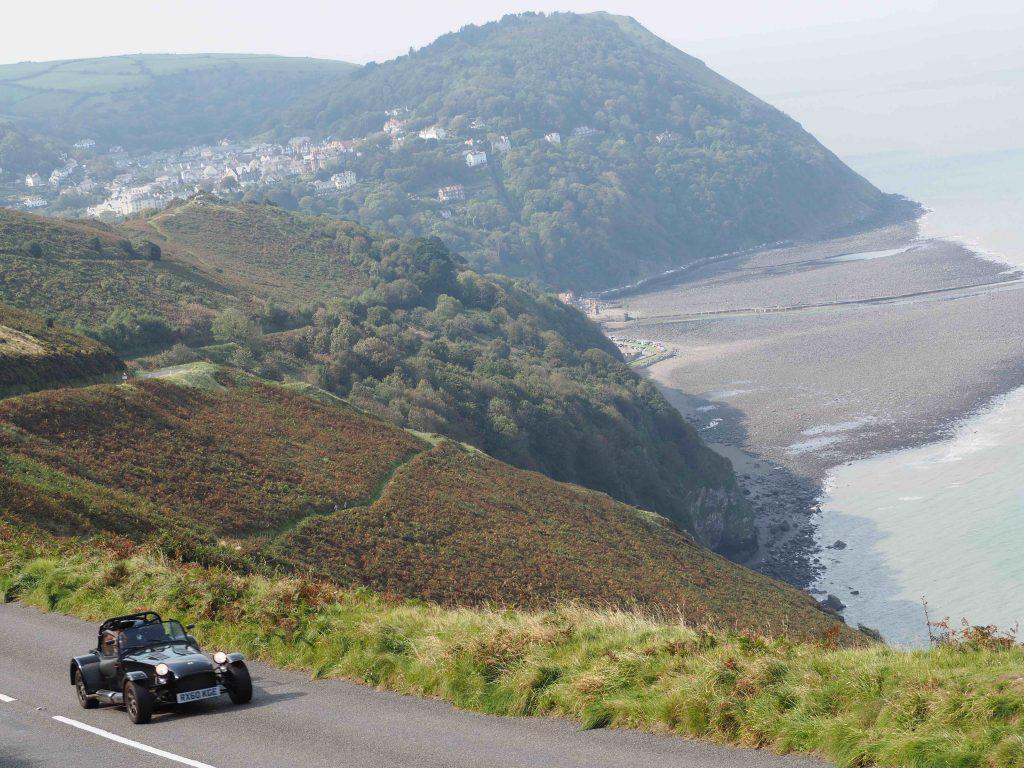 The Atlantic Highway is one of Britain's best roads_Nik Berg_Hagerty